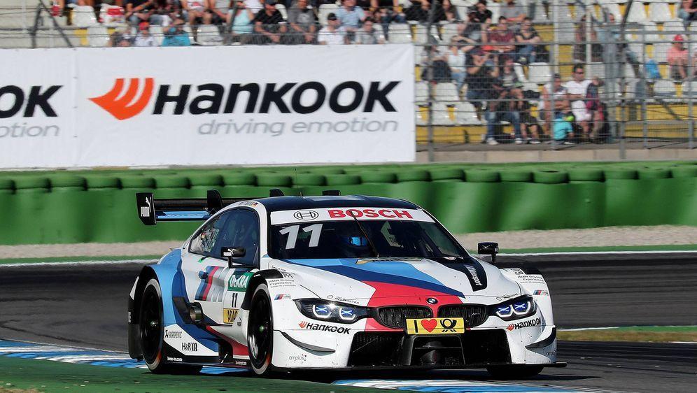 BMW sucht noch den sechsten Fahrer für die kommende Saison. - Bildquelle: imago