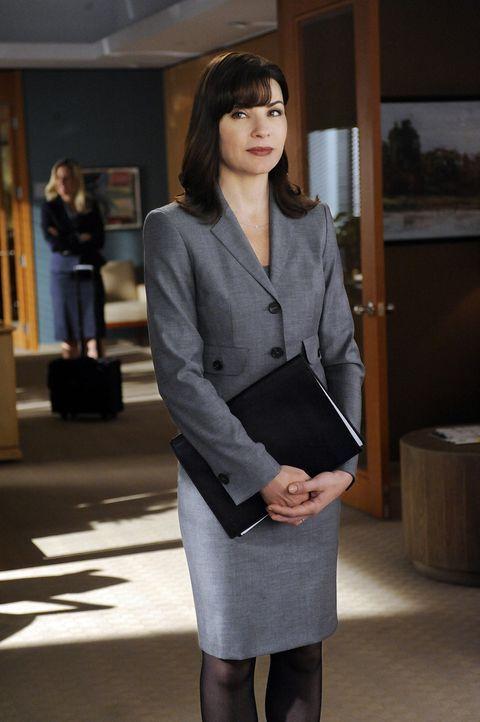 Nach ihrer Trennung von Peter trifft sich Alicia Florrick (Julianna Margulies) regelmäßig mit Will. Wird aus einer Affäre am Ende doch noch eine... - Bildquelle: 2011 CBS Broadcasting Inc. All Rights Reserved.