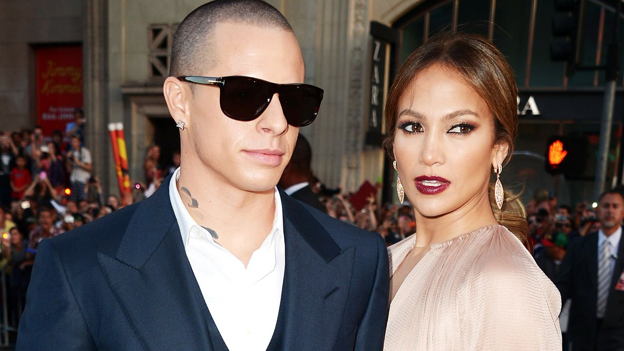 Casper-Smart-Jennifer-Lopez-12-05-14-getty-AFP - Bildquelle: getty-AFP