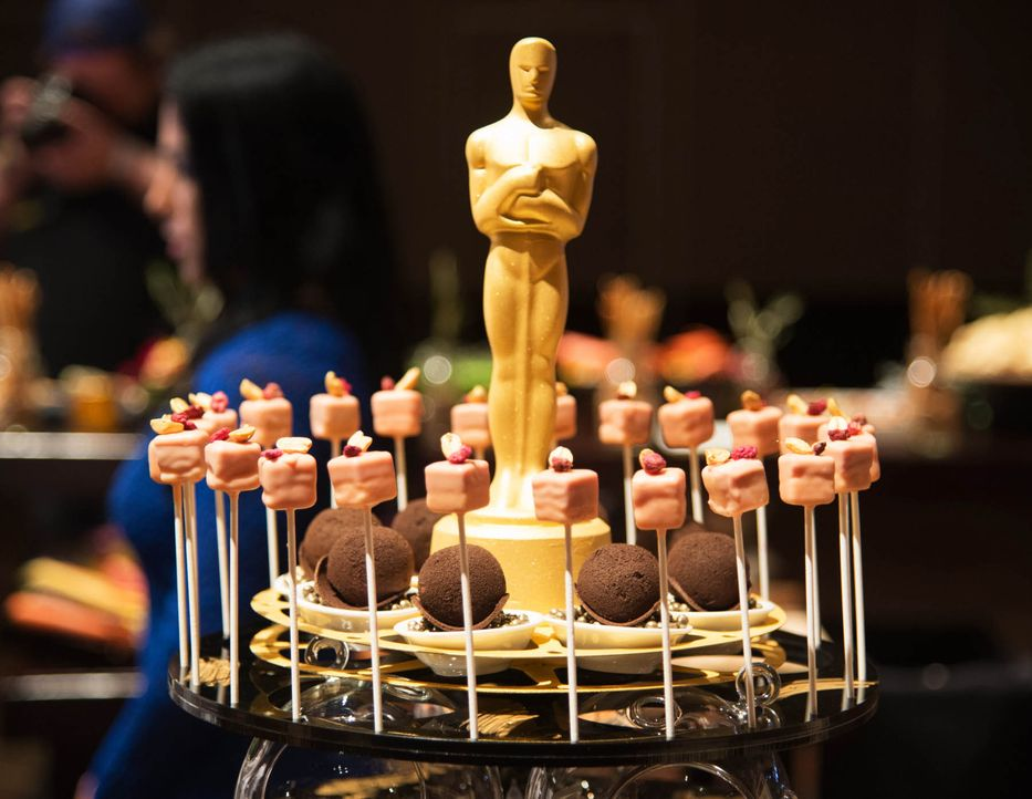 Oscars-Food-and-Decor-Preview-15-02-04-5-AFP - Bildquelle: AFP