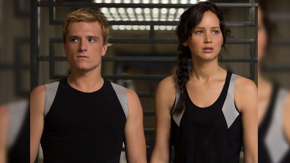 Die Tribute Von Panem Star Josh Hutcherson Peeta Hätte Katniss