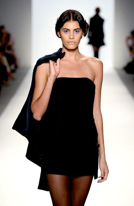 Fashionweek-Alisar-Zang-Toi-3-13-09-10-AFP - Bildquelle: AFP