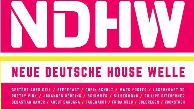 NDHW - Neue Deutsche House Welle Vol. 2