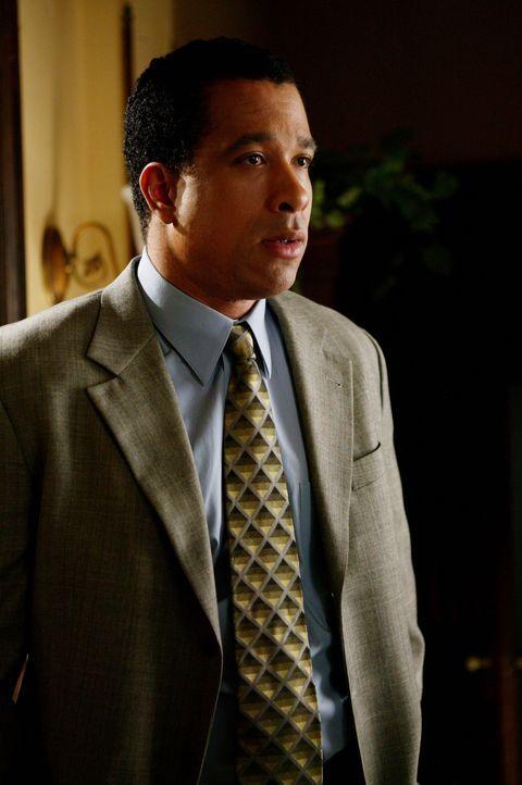 Nach dem letzten Desaster weigert sich Darryl Morris (Dorian Gregory) weiterhin für die Schwestern den Kopf hinzuhalten ... - Bildquelle: Paramount Pictures.