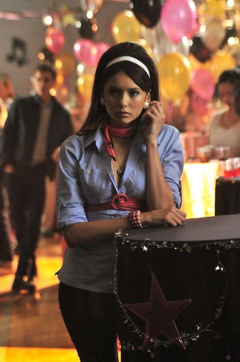 Hoffentlich wird Stefans (Paul Wesley, l.) Plan aufgehen und Elena (Nina Dobrev, r.) unversehrt bleiben. - Bildquelle: Warner Bros. Television