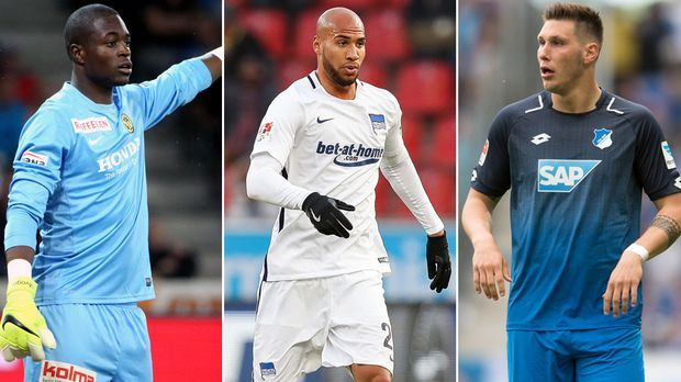 Die Bundesliga-Transfers 2017 im Überblick