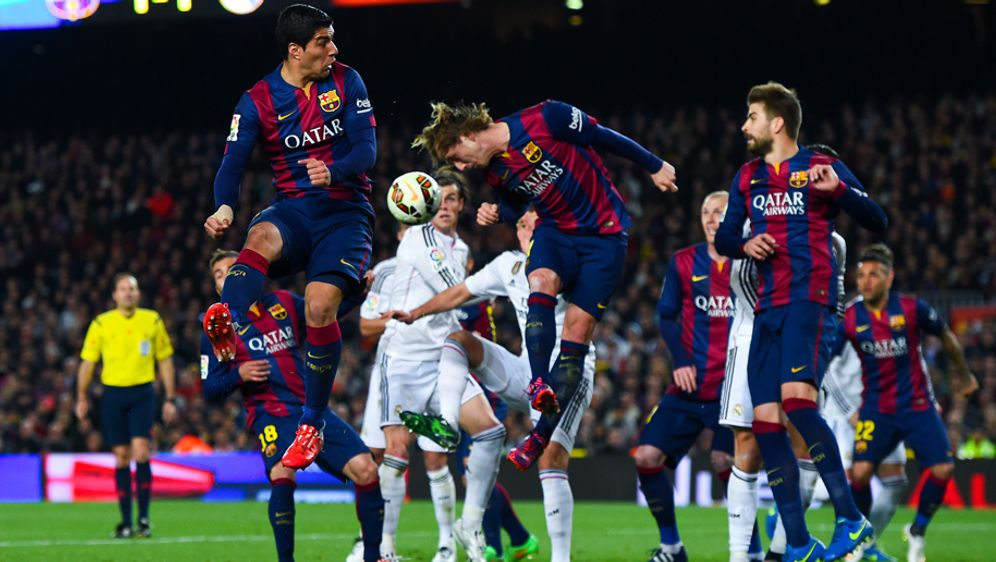 Real Madrid Gegen Fc Barcelona Clásico Live Im Tv Stream Ticker