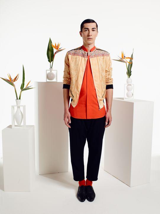 Fashion-Hero-Epi05-Shooting-Marcel-Ostertag-02-Thomas-von-Aagh - Bildquelle: Thomas von Aagh