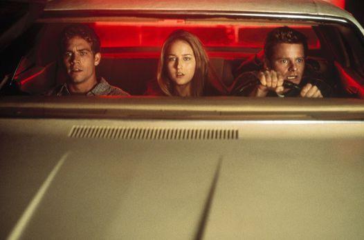 Auf dem Trip von Colorado nach New Jersey begehen die drei Freunde Fuller (St...