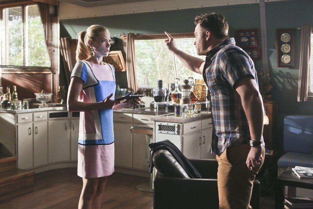 Folge 20: Lemon und George - Bildquelle: Warner Bros. Entertainment Inc.