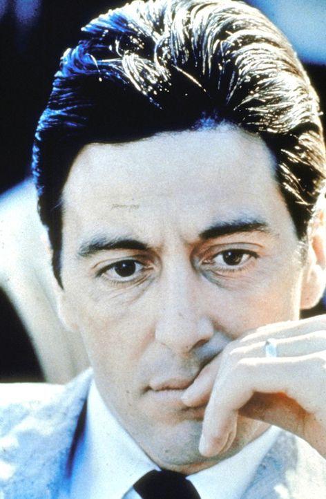 Michael Corleone (Al Pacino) ist der neue Pate ... - Bildquelle: Paramount Pictures