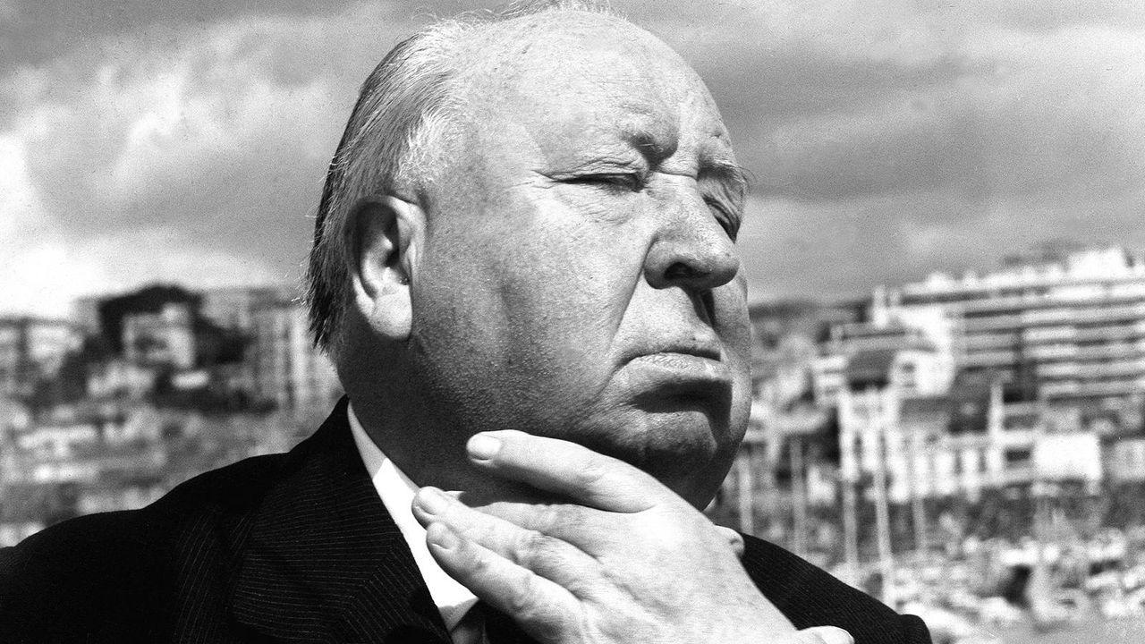 Alfred Hitchcock - Bildquelle: AFP