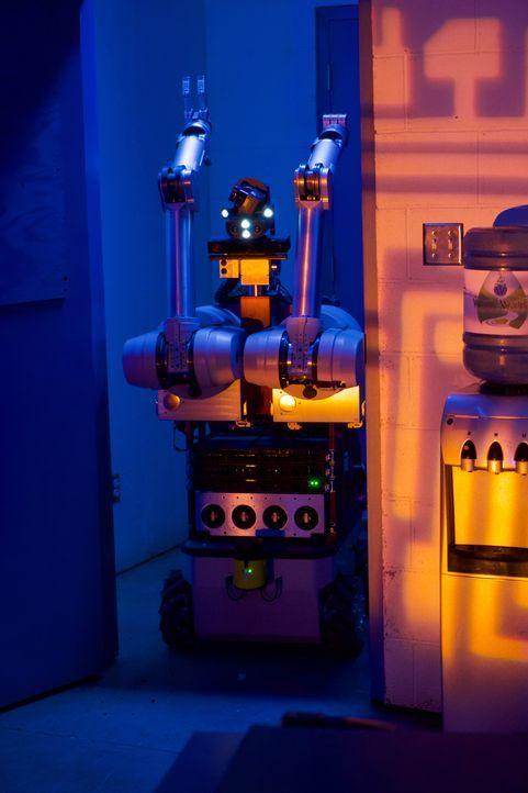 Haben es lernfähige Roboter auf Scully und Mulder abgesehen? - Bildquelle: Shane Harvey 2018 Fox and its related entities.  All rights reserved.
