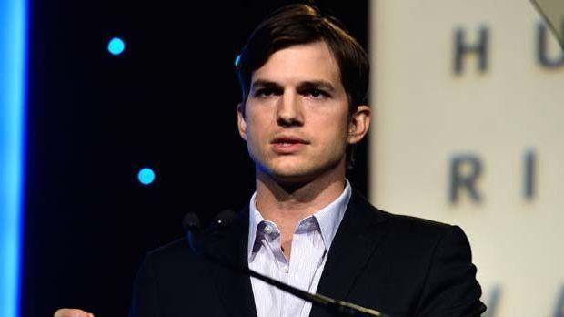 Ashton Kutcher als Zeuge bei Mordprozess