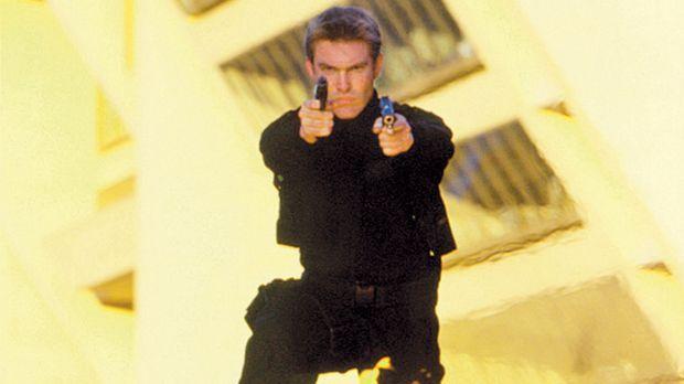 Die Spezialeinheit muss anrücken: Deke Slater (Judson Mills) lässt sich von d...