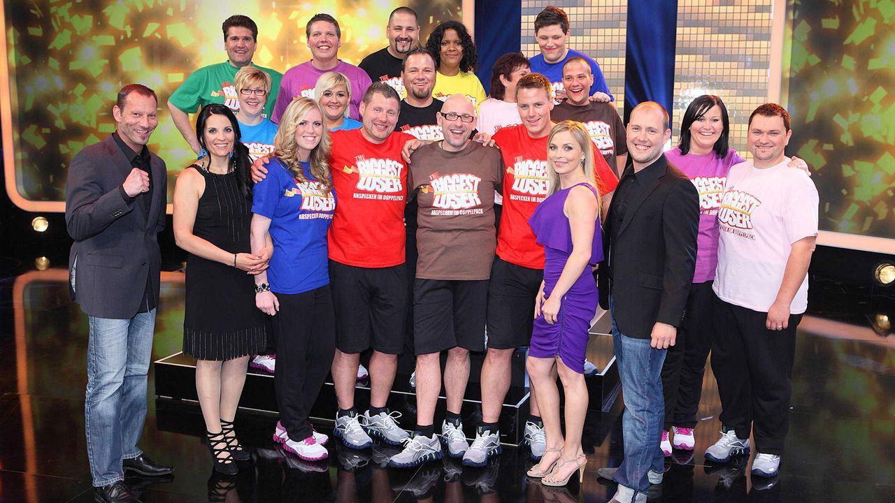 the-biggest-loser-finale-alle-kandidaten-der-show-kabeleins 1600 x 900 - Bildquelle: kabel eins