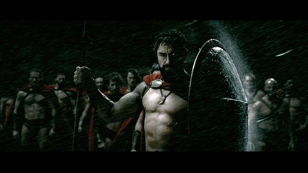 300 - Artwork © TM &   Warner Bros. Entertainment Inc.