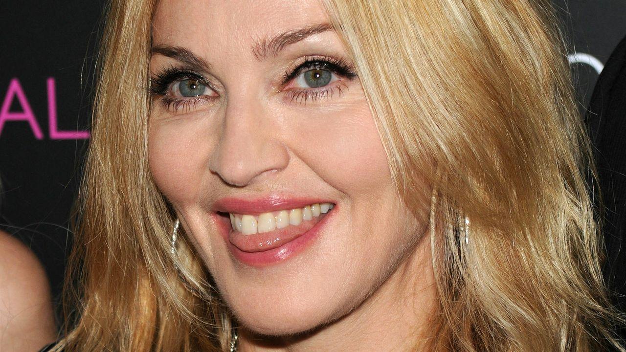 Madonna  - Bildquelle: getty AFP