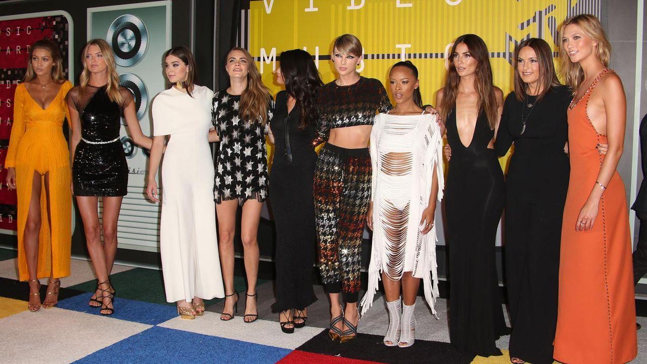 MTV Video Music Awards 2015 - Bildquelle: FayesVision/WENN.com