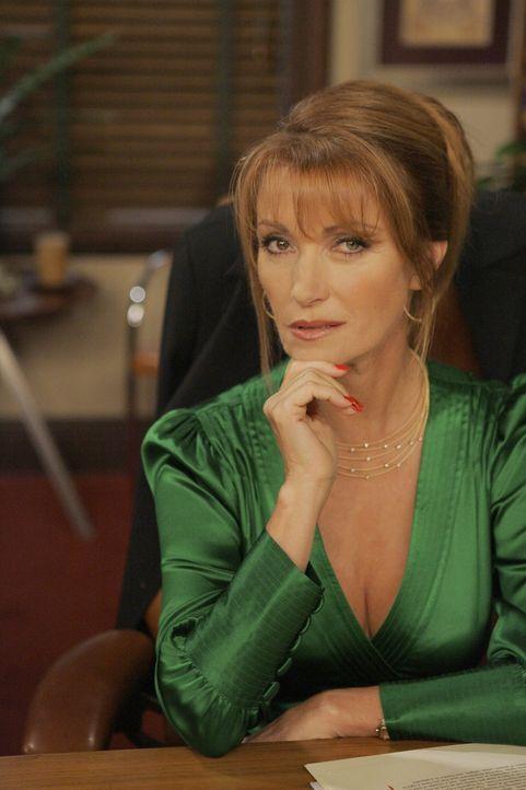 Macht es Barney nicht leicht: Professorin Lewis (Jane Seymour) ... - Bildquelle: 20th Century Fox International Television