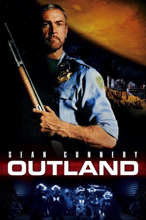 Outland - Planet der Verdammten - Artwork - Bildquelle: 1981 Warner Bros. Entertainment Inc. All rights reserved.