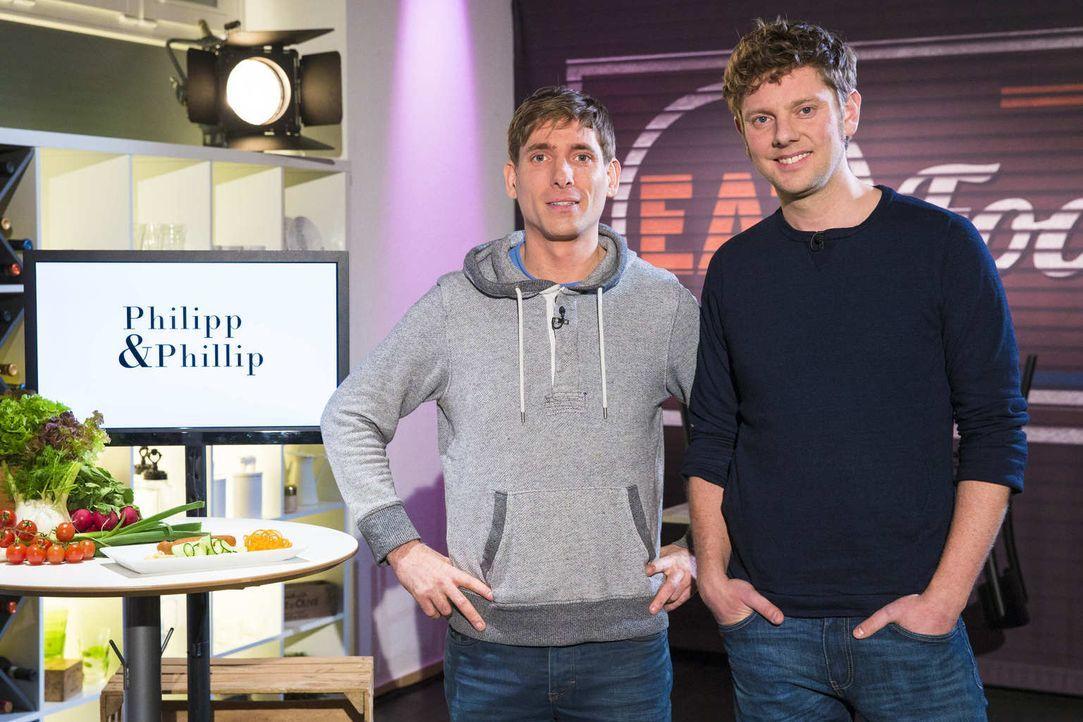 """Wie werden sich Philipp und Philip von """"Philipp & Philip"""" im Kampf um das Startkapital schlagen? - Bildquelle: Richard Hübner kabel eins"""