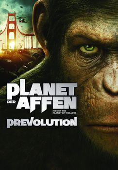 Planet der Affen: Prevolution - PLANET DER AFFEN: PREVOLUTION - Plakatmotiv -...
