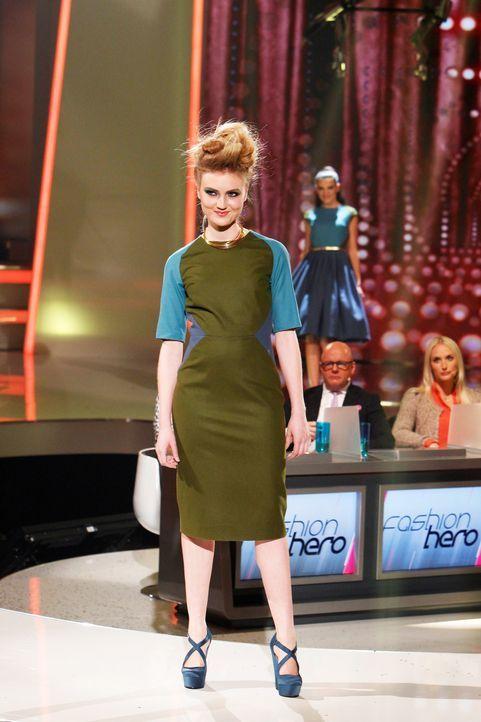 Fashion-Hero-Epi02-Gewinneroutfits-Yvonne-Warmbier-02-ASOS-Richard-Huebner - Bildquelle: ProSieben / Richard Huebner