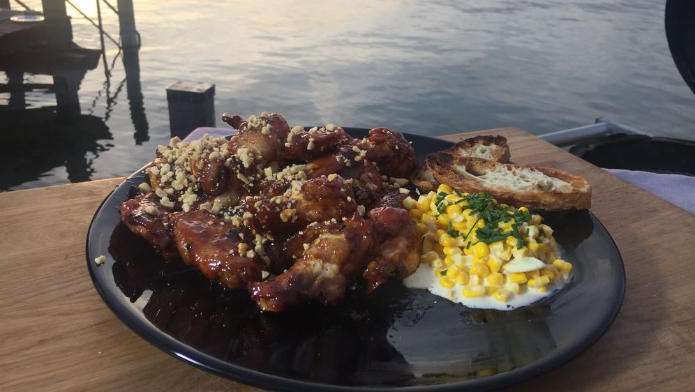 BBQ-Chicken Wings