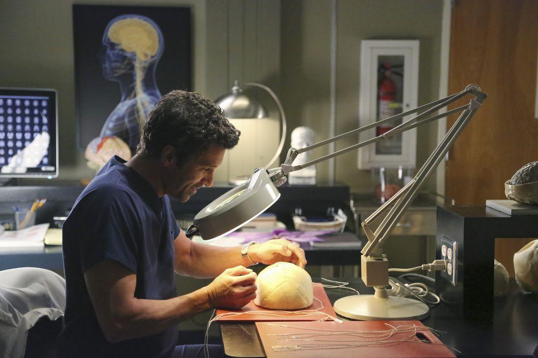 Am Abend vor Halloween entdeckt Derek (Patrick Dempsey) zufällig eine neue Operationsmethode ... - Bildquelle: ABC Studios
