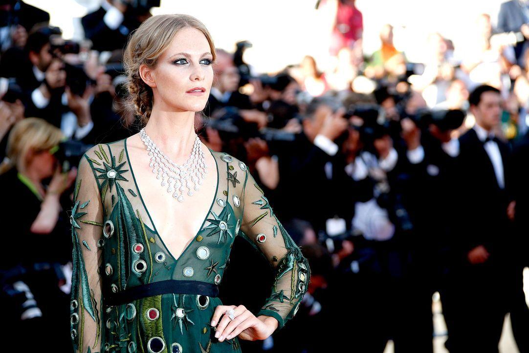 Cannes-Film-Festival-Poppy-Delevingne-150517-09-dpa - Bildquelle: dpa