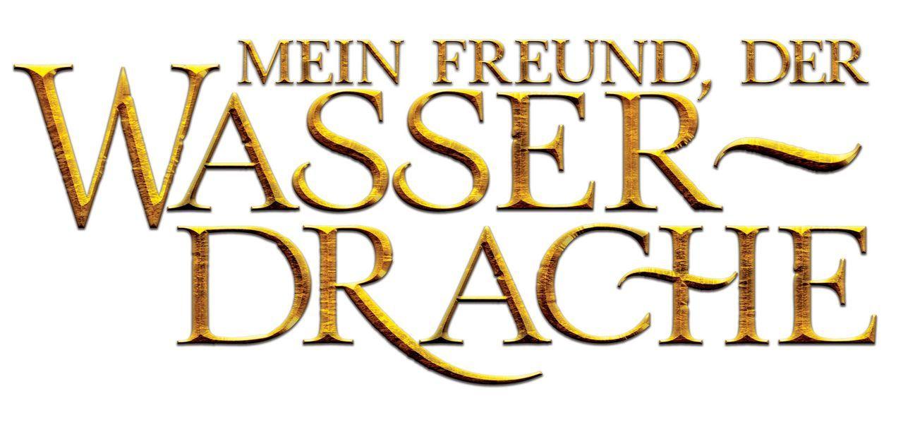 """""""Mein Freund, der Wasserdrache"""" - Logo - Bildquelle: CPT Holdings, Inc. All Rights Reserved. (Sony Pictures Television International)"""