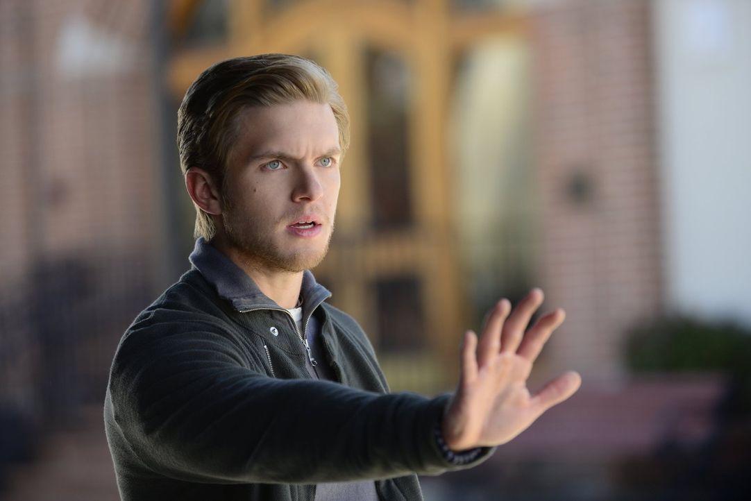 Ahnt Luke (Chris Brochu), welche Auswirkungen seine Handlungen haben werden? - Bildquelle: Warner Brothers