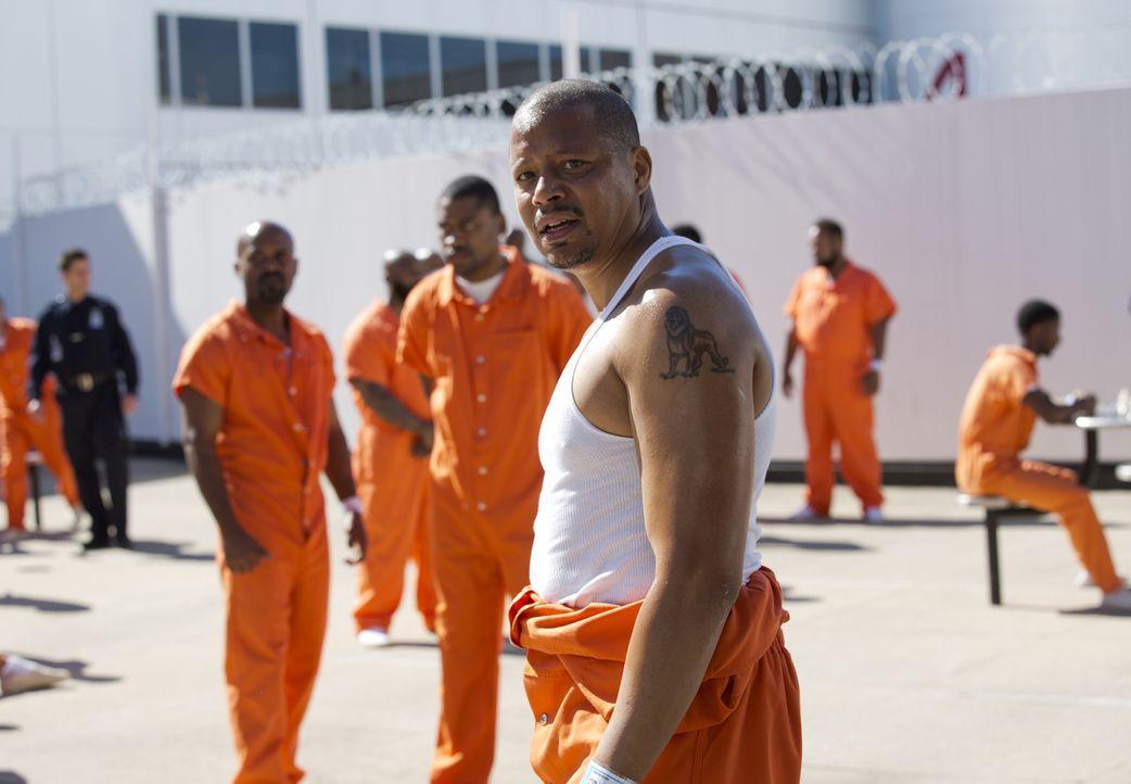Drei Monate nach der schockierenden Verhaftung von Lucious Lyon (Terrence Howard) versucht er nun, Empire aus dem Gefängnis heraus zu leiten ... - Bildquelle: 2015-2016 Fox and its related entities.  All rights reserved.