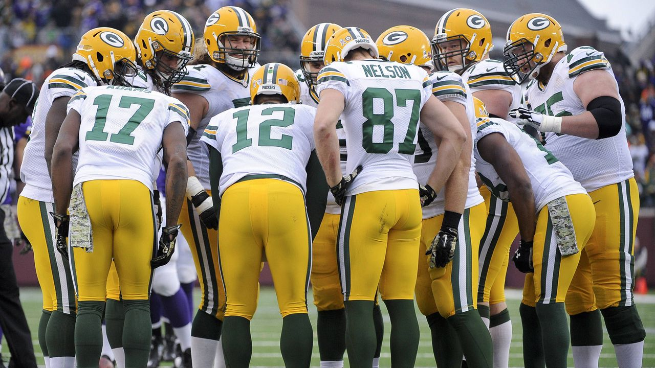 Green Bay Packers (6 Spieler) - Bildquelle: imago/ZUMA Press