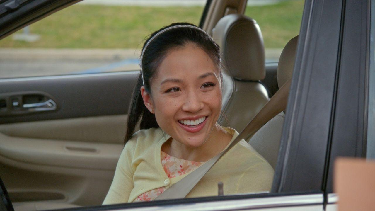 Als Evan keine Einladung zur Geburtstagsfeier seines besten Freundes erhält, muss sich Jessica (Constance Wu) fragen, ob sie dafür verantwortlich is... - Bildquelle: 2015-2016 American Broadcasting Companies. All rights reserved.