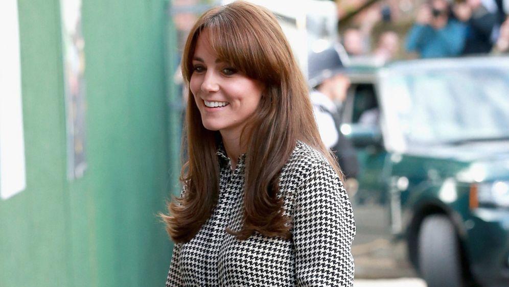Kate Middleton Bereut Haarschnitt Neuer Style Eine Blamage Für Den