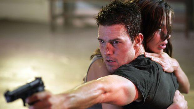 Mission: Impossible 3 - Julia Meade (Michelle Monaghan, r.) ist von dem bruta...