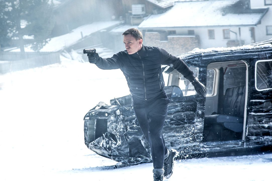 Spectre-24-Sony-Pictures-Releasing-GmbH - Bildquelle: 2015 Sony Pictures Releasing GmbH