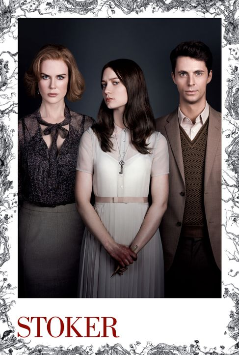 Stoker - Artwork - Bildquelle: 2013 Twentieth Century Fox Film Corporation.  All rights reserved.