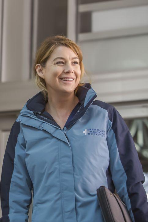 Meredith (Ellen Pompeo), Bailey, Jackson, Callie und Jo machen sich auf den Weg zu einer Militärbasis, um dort an einem Veteranen eine komplizierte... - Bildquelle: Ron Batzdorff ABC Studios