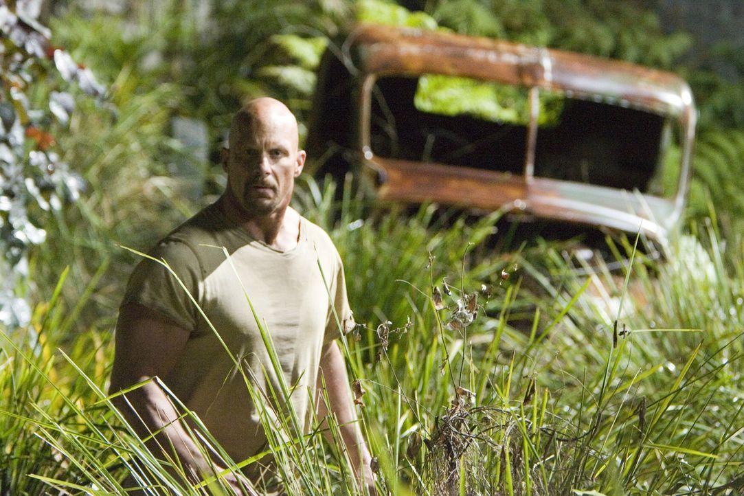 Ein gnadenloser Kampf auf Leben entbrennt zwischen Conrad (Steve Austin) und den neun anderen Schwerverbrechern ... - Bildquelle: 2007 WWE Films, Inc. All Rights Reserved.