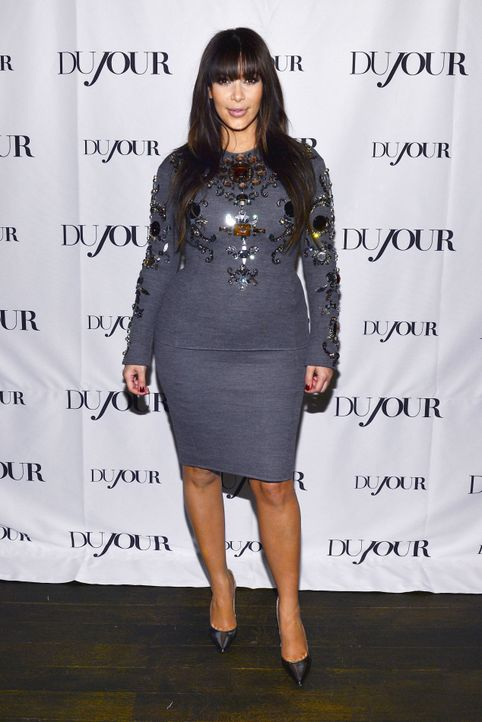 Kim-Kardashian-13-03-27-getty-AFP - Bildquelle: getty-AFP