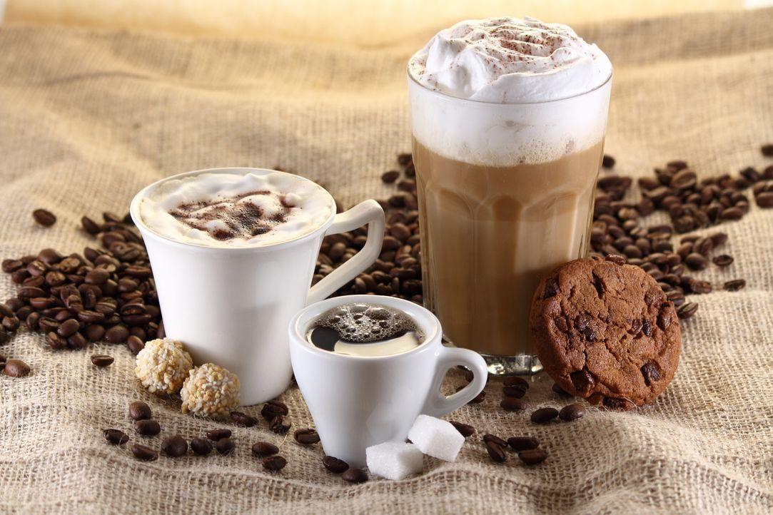 Kaffee - Bildquelle: awarts - Fotolia