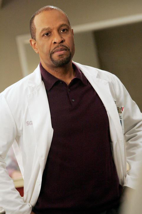 Webber (James Pickens Jr.) schickt ein Team hinaus, um am Hafen von Seattle die Verletzten zu betreuen ... - Bildquelle: Touchstone Television