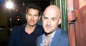 Mr. Goodwin und Stefan