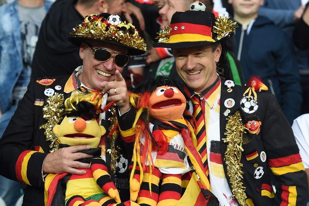 German_Ernie_Bert - Bildquelle: picture alliance / dpa /Andy Rain