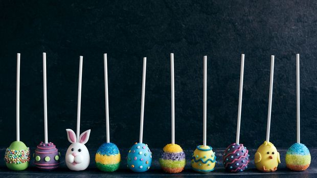 Cake-Pops zu Ostern