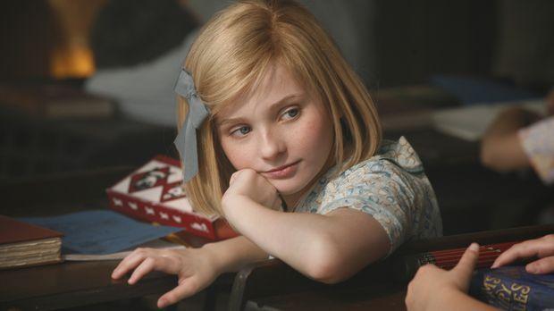 Schon seit frühester Kindheit liebt es die zehnjährigen Kit Kittredge (Abigai...