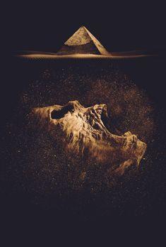 The Pyramid: Grab des Grauens - The Pyramid - Grab des Grauens - Artwork - Bi...